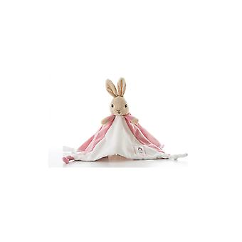 Officially Licensed Flopsy Bunny Comfort Blanket