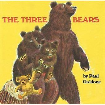 The Three Bears by Paul Galdone - Paul Galdone - 9780395288115 Book