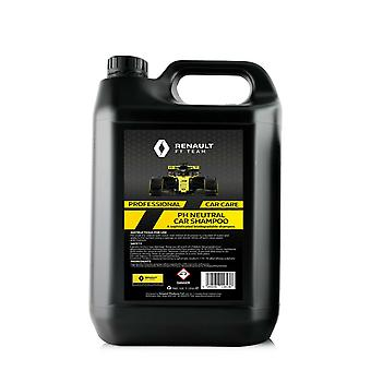 Car Shampoo 5L Renault F1 PH Neutral Shampoo with added Wash Mitt