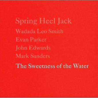 Spring Heel Jack - Sweetness of Water [CD] USA import