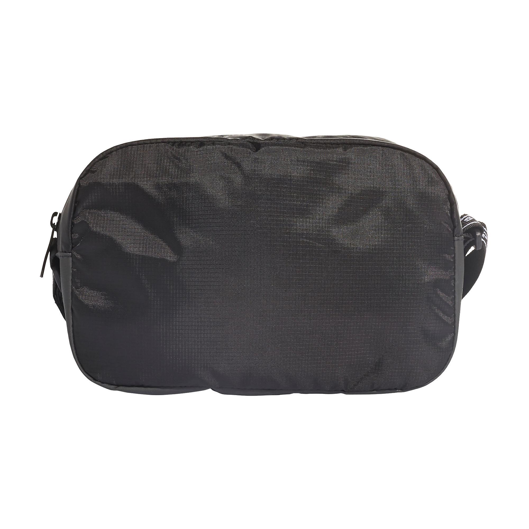 adidas Organiser Cross Body Shoulder Small Item Man Bag Black/White