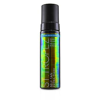 St. Tropez self Tan extra Dark bronzante mousse 200ml/6.7 oz