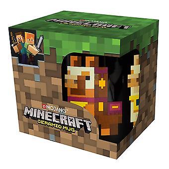 Mug - Minecraft - Llama Conga Line Céramique 11oz Nouveau j8893
