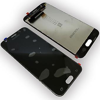 Afficheur LCD complet set GH96 10969A noir pour Samsung Galaxy J3 2017 J330F