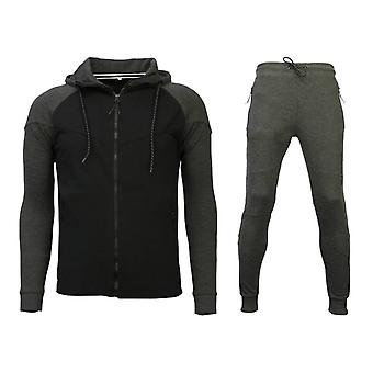 Tracksuits Windrunner Basic - Grey Black