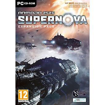 ARMADA 2526 SUPERNOVA PC DVD - Nouveau