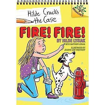 Fuoco! Fuoco! -Un libro di rami (Hilde crepe il caso #3) da Hilde Lysi