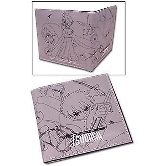Wallet - Tsubasa - New Group Toys Gifts Anime Costums Licensed ge3025
