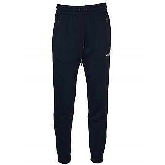 Michael Kors Navy Tapered Jog Hose