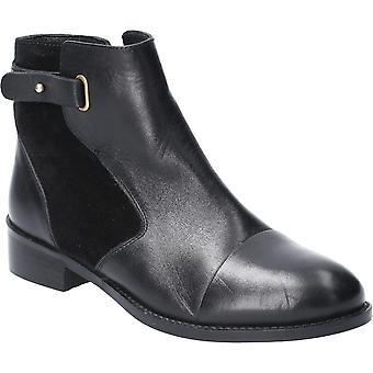 هش الجراء النساء هولي الرمز البريدي حتى الأحذية الجلدية الكاحل
