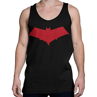Red Hood Symbol Jason Todd Tank Top