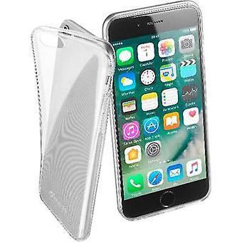 תאית חזרה לאחור כיסוי אפל iPhone 7 שקוף