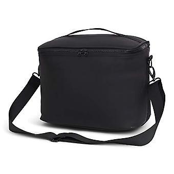 Dull Pu Premium Coolerbag - Sports Bag - 36 cm - 20 l - color: Black