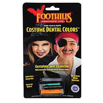 Zestaw kolorów dentystycznych