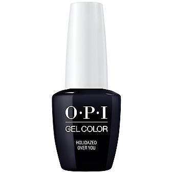 OPI GelColor Love OPI XOXO 2017 Soak Off Gel Polish Collection - Holidazed Over You 15ml (HP J04)