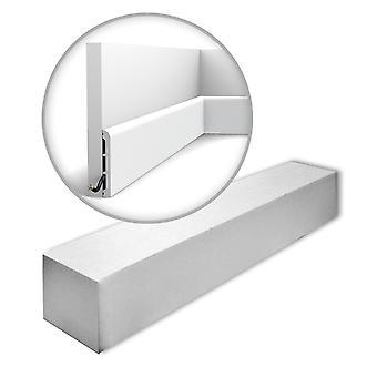 Plinten Orac Decor SX184-RAL9003-box