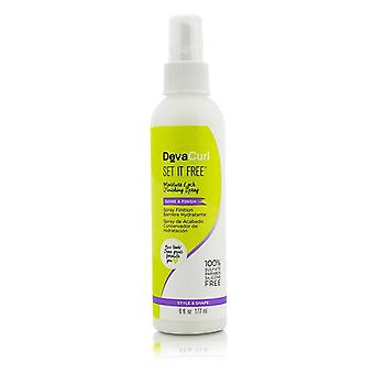 Set It Free (spray de acabado de bloqueo de humedad - Shine & Acabado) - 177ml/6oz