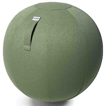 Vluv Sova stof zitplaatsen bal diameter 60-65 cm pesto