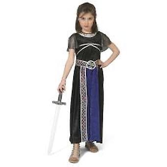 Gladiator Roman Girl Costume Spartner Swordsman Girl Costume