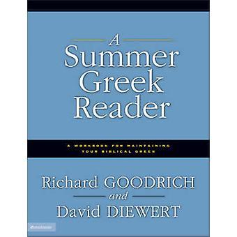 Richard J. GoodrichDavid Diewertin kesäinen kreikkalainen lukija