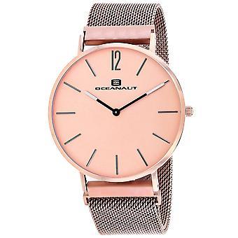 Oceanaut Men-apos;s Magnete Rose Gold Dial Watch - OC0105