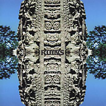 Ruins - Vrresto [CD] USA import