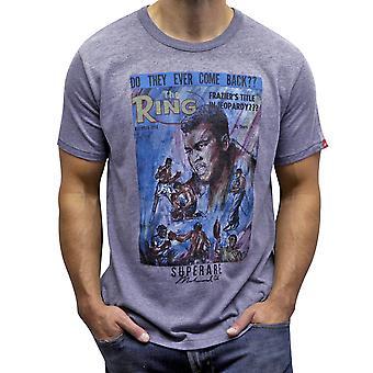 Superare Ali x The Ring 1970 T-Shirt - Blue
