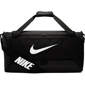 Nike Brasilia M Training Duffel Bag (Medium) | Black