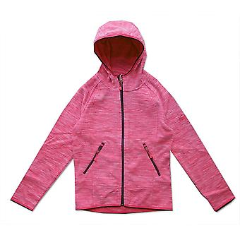 McKinley 257116405 Choco 11 Girls Hooded Fleece