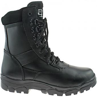 Grafters Mens Top Gun Thinsulate Lined Combat Boots