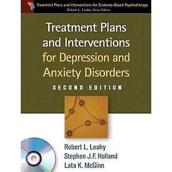 Treatment Plans and Interventions for Depression and Anxiety by Robert L Leahy
