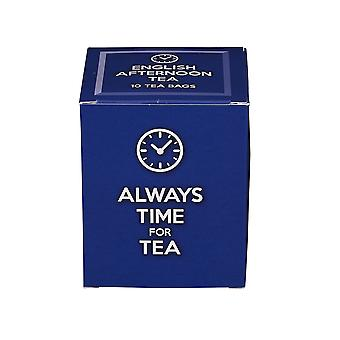 New english teas always time for tea carton 10 teabags