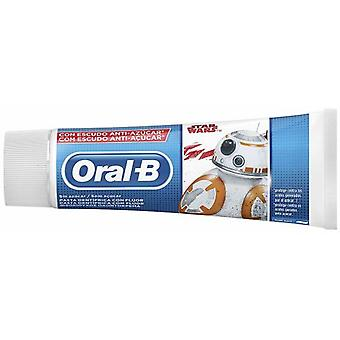 Oral B Star Wars Toothpaste for Children +6 Years 75 ml