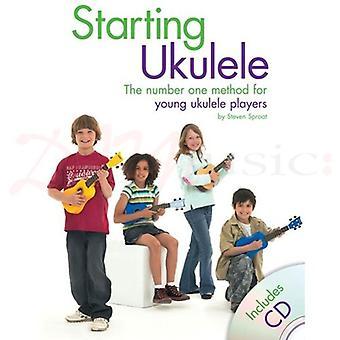 Starting Ukulele - Book & CD
