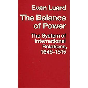 D'équilibre de Luard & Evan