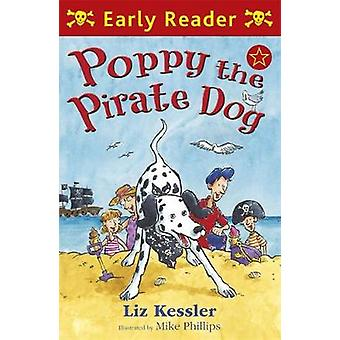 Varhainen lukija Unikko merirosvokoira kirjoittanut Liz Kessler