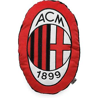 AC Milan Shaped Cushion