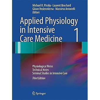 Michael R Pinskyn soveltava fysiologia tehohoitolääketieteessä 1