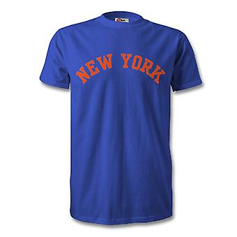 New York College Style T-Shirt