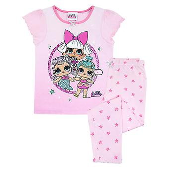 LOL Surprise! Girls Pink Pyjamas Nightwear PJ Set