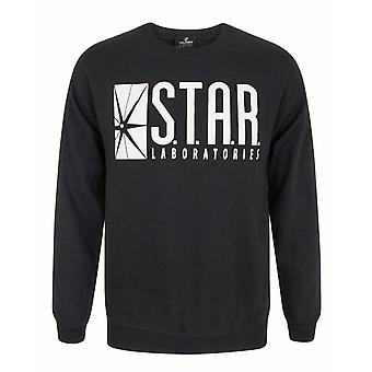 Flash TV STAR Laboratories Men's Sweater