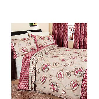 Catherine Lansfield Kashmir Collection By Catherine Lansfield Quilt Cover Or Curtains