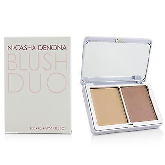 Blush duo # 15 (02 toutou & 01 sheer nude) 218078 2x7g/0.25oz