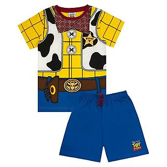 Disney Pixar Toy Story Woody Boy's Copii pijamale scurte