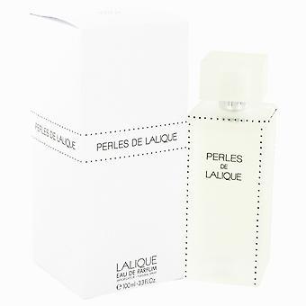 Lalique De Perles przez Lalique woda perfumowana Spray 3,4 uncji/100 ml (kobiety)