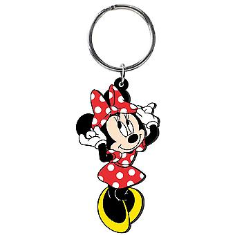 PVC Key Chain - Disney - Minnie Mouse Soft Touch Gifts Toys 25092