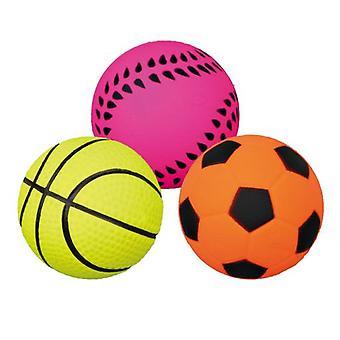 トリクシー ボール、発泡ゴム、Ø 4.5 Cm (犬、おもちゃ・ スポーツ、ボール)