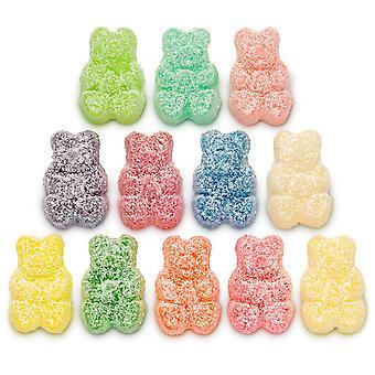 Canada Candy Co.gummi Jbo Assorted Bears-( 22lb )