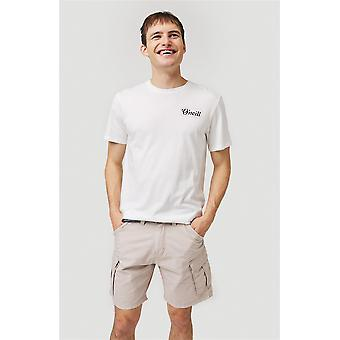 O'Neill Men's T-Shirt ~ Cooler white