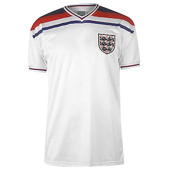 Score Draw Mens England 82 Home Jersey